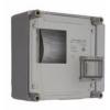 Csatári plast PVT 3030-1FM 1 fázisú villanyóra szekrény CSP044